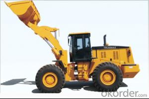 Earthmoving Machinery >> single rocker Wheel Loader >> TML966