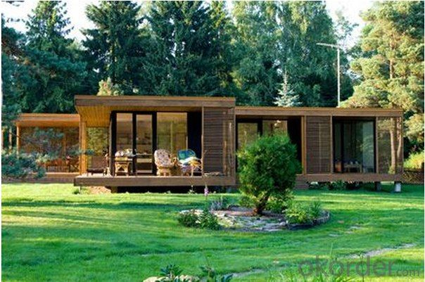 Container house / container home / prefab house