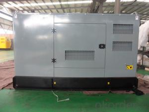 50Hz Genset Diesel Generator 40kw To 600kw With Perkins Engine