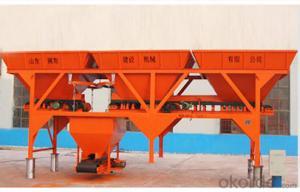 Concrete Batching Machine PL1600Y / CE & ISO Certificate