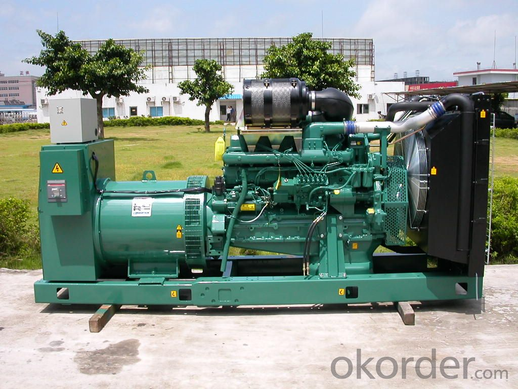 Factory price china yuchai diesel generator sets 240kw