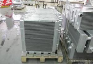 Form a complete set of ac motor cooler/ AC Completo Grupo de Enfirador de Generador