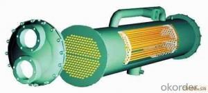 Heat Exchanger in Chemical Industry/ El Intercambiador de Calor en La Industria Química
