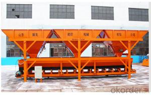 Concrete Batching Machine PL1600QB / CE & ISO Certificate