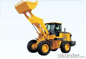 Earthmoving Machinery >> single rocker Wheel Loader >> TML958