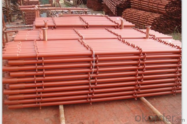 Cup-lock Scaffolding for Large Building,HDG,with Q235 Steel