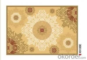 Turish Rug with New style patchwork for different use