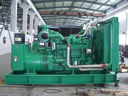 50kva - 1500kva Electric Cummins Diesel Generator 6BT5.9G1