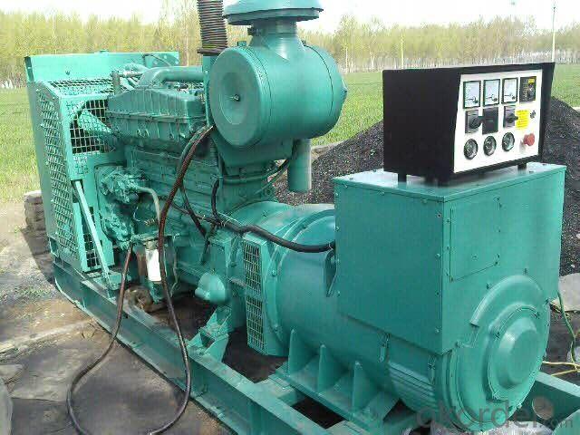 Factory price china yuchai diesel generator sets 220kw