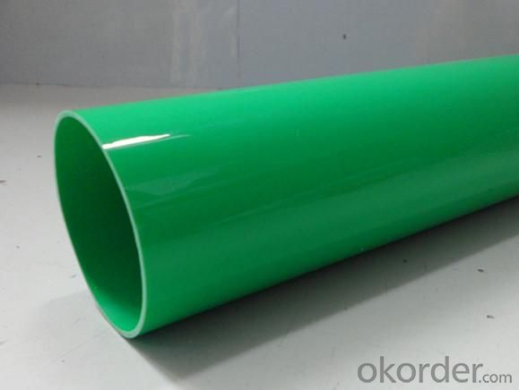 PVC Pressure Pipe (PN10&16) ASTM, AS,ISO