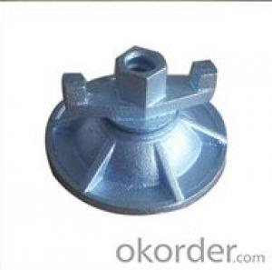 Scaffold Anchor Nut Formwork Anchor Nut Casted Nut
