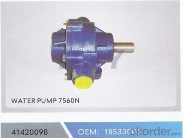 WATER PUMP 7560N FOR SCHWING CONCRETE PUMP