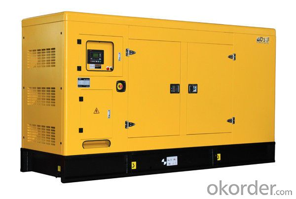Natural Gas Powered Backup Genset Diesel Generator 1000kva