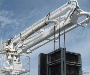 Hydraulic Concrete Placing Boom PB24A3R hot sale