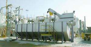 WASTEMASTER TSF 2-3 Compact Plants for Mechanical Effluent Pre-treatment