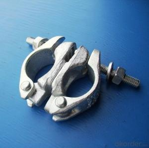 Swivel Scaffolding Swivel Couplers with Competitive Prices