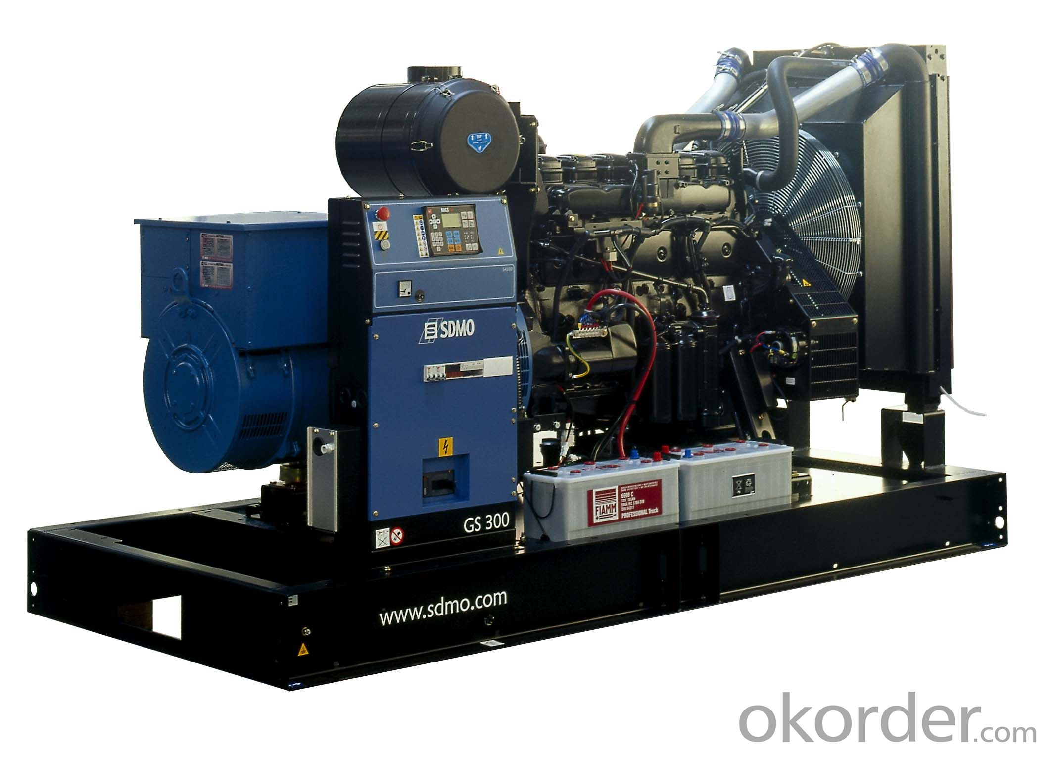 Factory price china yuchai diesel generator sets 90kw