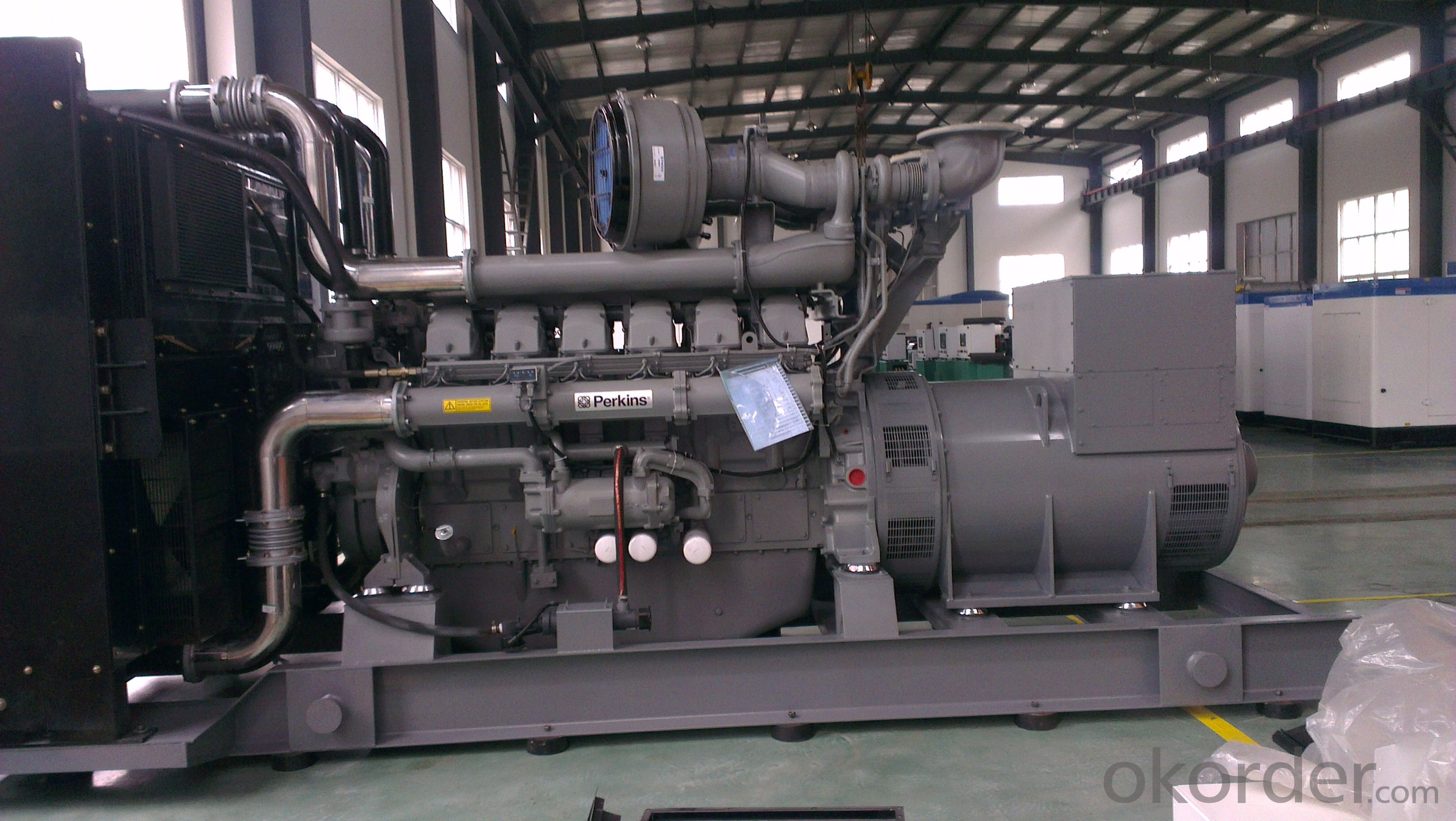 Soundproof Genset Diesel Generator With Perkins Engine20kva