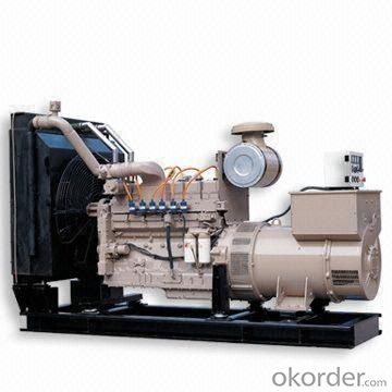 Factory price china yuchai diesel generator sets 210kw