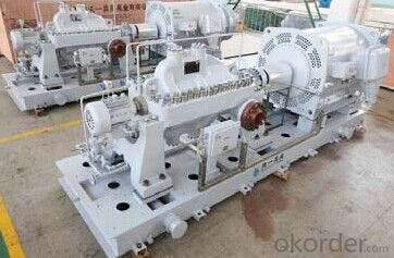 KSY, KDY Horizontal Split Casing Centrifugal Pump