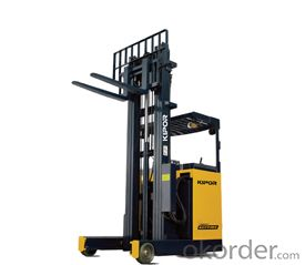 REACH FORKLIFT 1600kgs, AC Frequency Conversion Motor