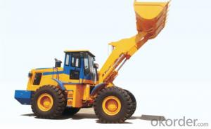 Earthmoving Machinery >> Double Rocker Wheel Loader  >> TML958-2