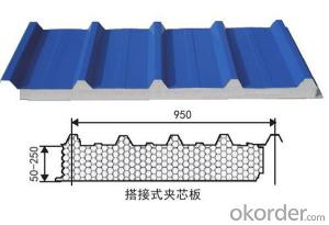 GL prepainted steel roof sheet / colour corrugated prepainted sheet