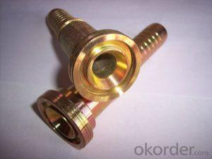 Reusable Fittings BSP Female 60 Deg Cone DN18