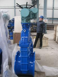 Resilient Seated Gate Valve (Z45X-16) on Sales