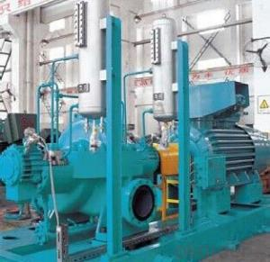TSY Single Stage Double Suction Horizontal Split Casing Centrifugal Pump