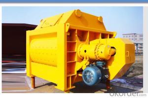 Concrete mixer JS2000 / CE & ISO Certificate