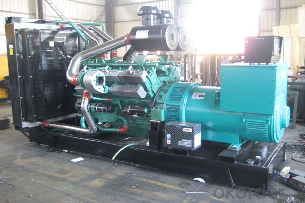 Factory price china yuchai diesel generator sets 250kw