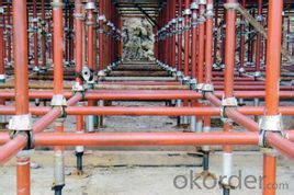 Cuplock Scaffolding  with Strong Steel
