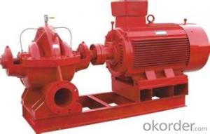 XBD Double Suction Split Case Fire Fighting Pump