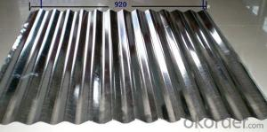 Prepainted   galvanized   corrugated  sheet