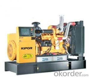 DIESEL GENERATOR, Diesel Engine Open-shelf Generator, 50Hz, 60Hz