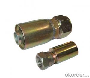 Reusable Fittings BSP Female 60 Deg Cone DN8