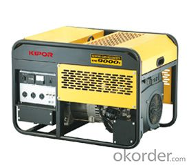 NATURAL GAS GENERATOR SET rated output 8.8KVA