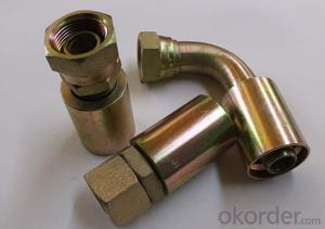 Reusable Fittings BSP Female 60 Deg Cone DN16