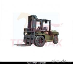 Lifting Machinery - Forklift - Diesel Forklift (Model:CPCD45)