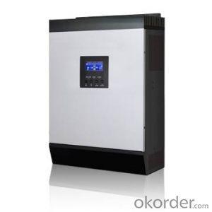 2KVA/3KVA Inverter MPPT solar charge controller