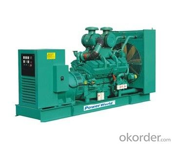 Factory price china yuchai diesel generator sets 120kw