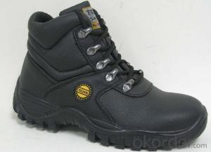 Ox Full Grain Leather Upper, 200J Steel toe, CE standard safety Shoes/Boots RH848