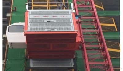 SCD200/200P Frequency Building Elevators