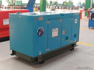 Factory price china yuchai diesel generator sets 75kw