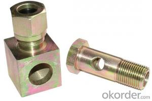 Reusable Fitting BSP Female 60 Deg Cone DN25