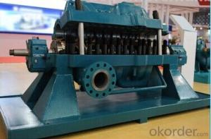 Petroleum Chemical Pump with API 610 Standard