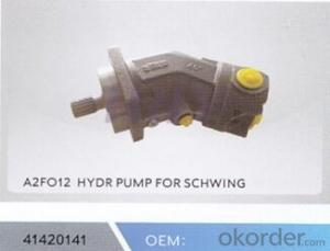 A2FO12 HYDR PUMP FOR SCHWING WITH HIGH QUALITY