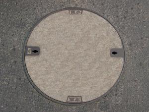 CMAX  C250, D400 Manhole Cover for  Pedestrian Areas