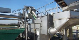 WASTEMASTER TSF 1 Mechanical Effluent Pre-treatment Plant
